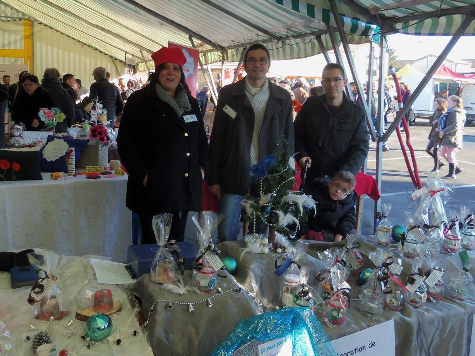 Marché de Noël de Mauzé-sur-le-Mignon
