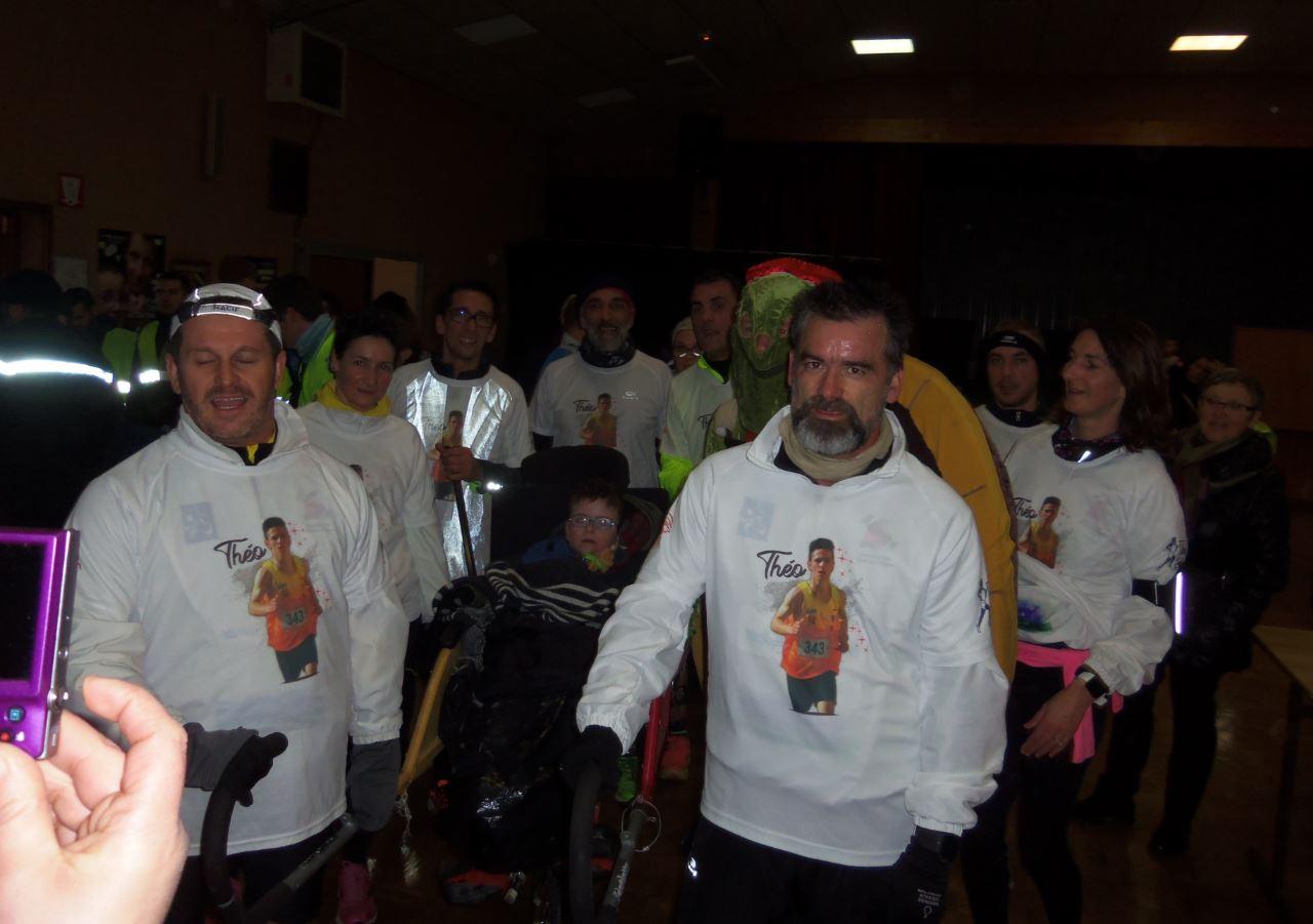 10H pédestres à Mauzé-sur-le-Mignon