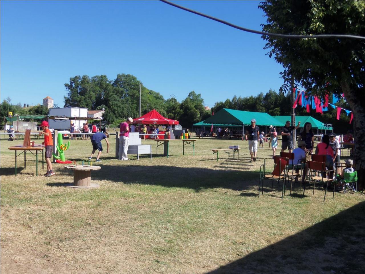 Journée Handisport - Saint-Saturnin-du-Bois