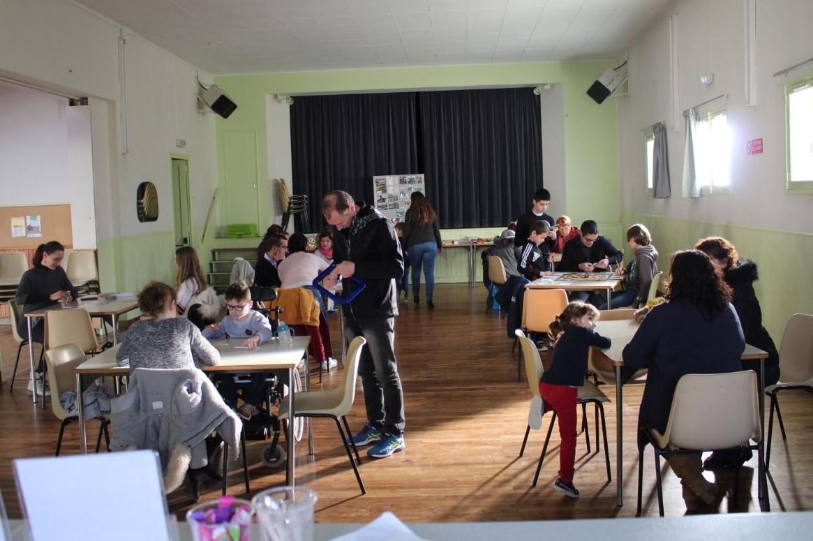 Après-midi jeux de société à St-Saturnin-du-Bois