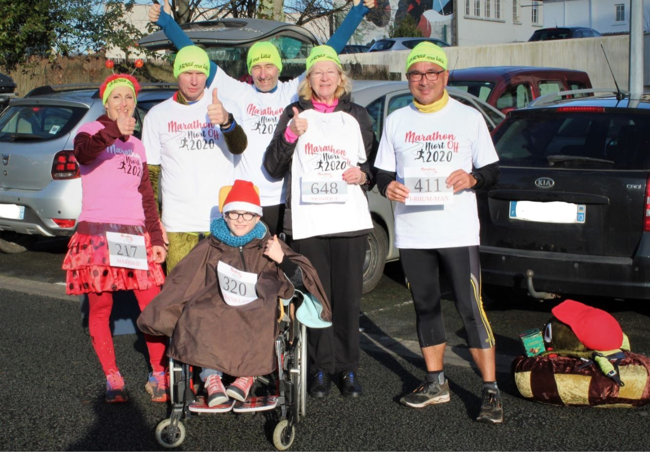 Marathon de la Saint-Sylvestre