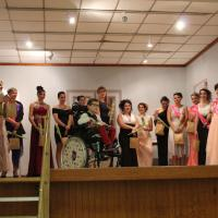 Election de Miss et Madame Pays d'Aunis à Bouhet