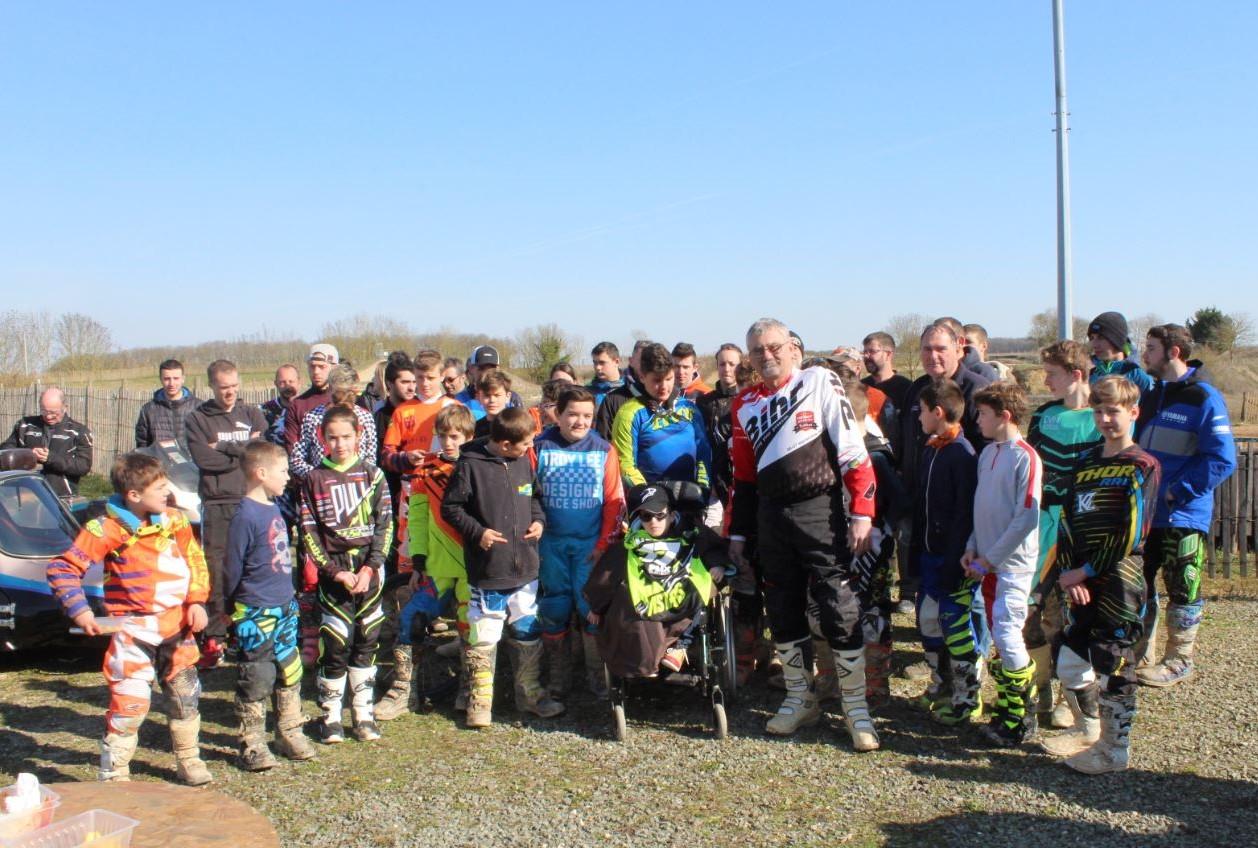 Motocross à Surgères