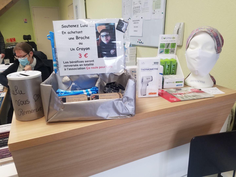 Opération avec Surgères Médical